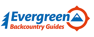 evergreen backcountry guides logo
